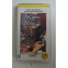 PSP 魔物獵人系列 魔物獵人 攜帶版, 2,2G , 魔物獵人日記 暖呼呼艾路村