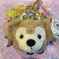 《現貨》香港迪士尼 達菲 Duffy雪莉玫Shelliemay傑拉托尼Gelatoni畫家貓 零錢包 弔飾 無票卡夾(500元)