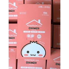 現貨韓國HomeMediCare連根拔起隱形痘痘貼(24片)