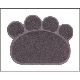 ~Petroyal~寵物用落砂墊 踩砂踏墊 放貓砂盆前面 貓掌 防落砂可愛 小腳印~腳掌形貓砂墊 餐墊~