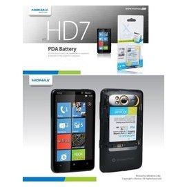 第一品牌 Momax X~Level電池HTC~HD7 另售HD2 Diamond2 HERO HD mini Wildfire Legend Aria Des
