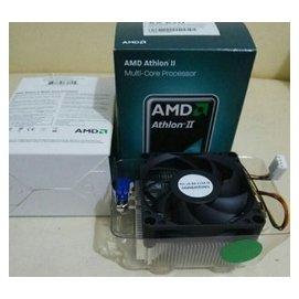 盒裝 桌上型 AMD 處理器 風扇 散熱器 4 PIN