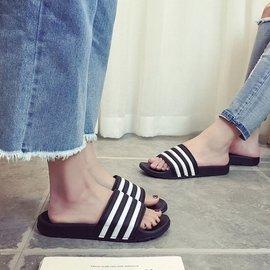 運動拖鞋 非愛迪達 防水拖鞋