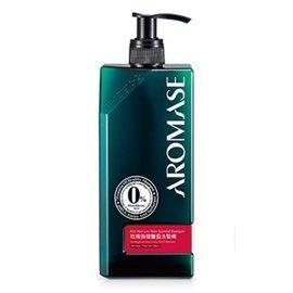 Aromase艾瑪絲 玫瑰強健豐盈洗髮精-高階版400mL