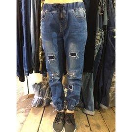 ~厚片甜心~ 真心不騙vivi實拍 #x1f618 男女可穿縮口褲編號7133尺寸S~XL