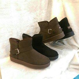 大 男款 女款 #x1f499  雪靴 情侶 黑色 咖色