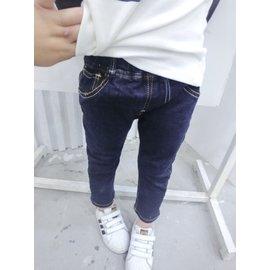 修身牛仔褲
