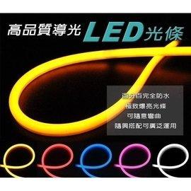 30CM 導光條 軟光條 柔光燈條 導光線 導光燈眉 眉燈 LED燈條 均勻發亮 附 3M背膠 冷光條 30公分 日行燈