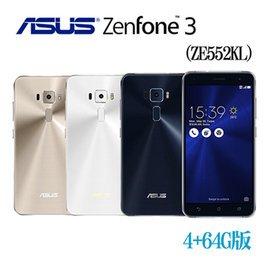 4GASUS ZenFone 3 5.5吋 ZE552KL(4G/64G/粉色) 空機特價中