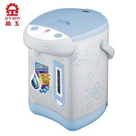 【新大眾家電館】晶工牌 3.0L電動熱水瓶 JK-3830