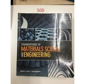 Foundations of Material Science and Engineering W. F. Smith