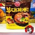 👍韓國人氣 內銷版 不倒翁 OTTOGI 部隊鍋拉麵 泡麵 Q拉麵 130g 單包販售