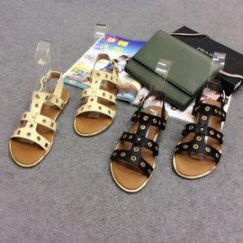 Korea下殺150羅馬涼鞋平底涼鞋