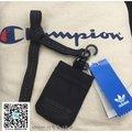 什麼魚 adidas Originals NMD系列 黑 BR4732 證件套 卡夾 反光 票卡夾 弔飾 悠遊卡 三葉草