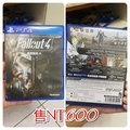 Fallout ps4二手遊戲片