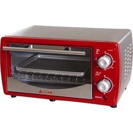 『可超取,現貨含稅價』元山9L不鏽鋼電烤箱 小烤箱 YS-529OT 隨貨附發票及保固貼