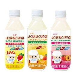 電解水營養飲品360ML(草莓/蘋果/水蜜桃三種口味)