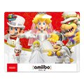(全新現貨)Nintendo Switch NS amiibo 超級瑪利歐 奧德賽 組合包