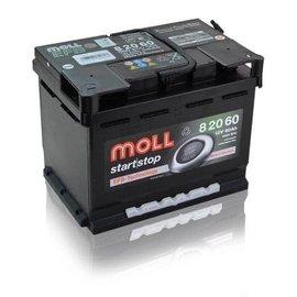 ◣電池大王◥德國 MOLL  START STOP ( EFB 82060, 82070, 82080, 82095 )(9500元)
