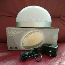 觸摸燈 觸控式小夜燈 (KS-201) 可用電池或交流電 (旺宏電子股東會紀念品)