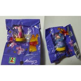 >>Join 兔 << 扭蛋食玩模型人偶娃娃米奇米妮系列 7-11 迪士尼 Disney 小熊維尼 磁鐵吊飾
