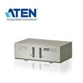 ㊣屏東柑仔店㊣【ATEN】CS72U 2埠 USB KVM多電腦切換器  按鍵切換 non