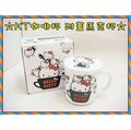 Hello Kitty 凱蒂貓咖啡杯附蓋馬克杯歡迎詢問現貨報價