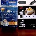 UCC 濾掛式 極黑咖啡6入 濾掛 掛耳 濾掛咖啡;另有職人精選、職人柔和8入