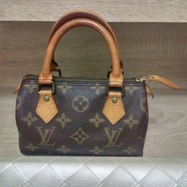 保證真品 LV speedy mini