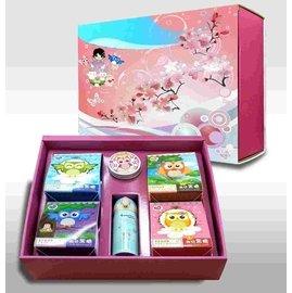 【回甘草堂】(下單當日寄出)愛享溫馨「幸福」黑糖禮盒 台灣製造 隨泡即化 快速飲用
