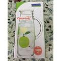 韓國製造Glasslock檸檬玻璃壺-1000ml
