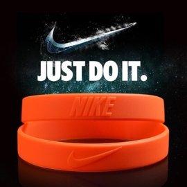 ★時尚運動現貨館★速出貨 NIKE 10種顏色 凸字款 矽膠手環 止汗帶 NBA 籃球 矽膠 運動 手環