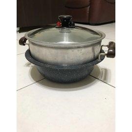 二手鍋具-可當火鍋跟蒸東西唷