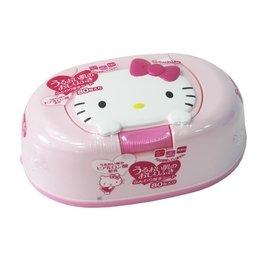 ~Mickey.Babe~ 製 Kitty紙巾盒 內附80張玻尿酸濕紙巾 可補充