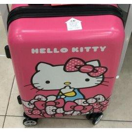 贈送hello kitty行李箱。桂格養氣人蔘90入+送行李箱.