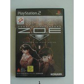 PS2一堆系列三 Z.O.E 死神 七勇士 機動戰士鋼彈 一年戰爭 驚聲惡夜 聖騎士之戰