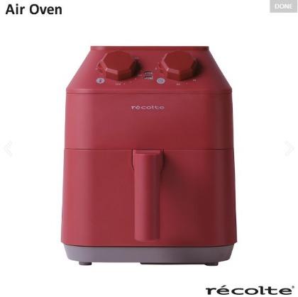 有發票有保固送噴油瓶+隔熱手套(授權店家) recolte 日本 麗克特 Air Oven 氣炸鍋