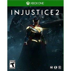(現貨全新) XBOX ONE 超級英雄 2 英文美版 INJUSTICE 2 正義聯盟 不義聯盟