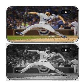 (多種型號)Clayton Kershaw手機殼  Kershaw 道奇  iphone手機殼 MLB