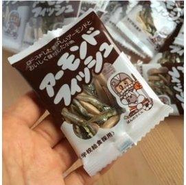 日本學校團膳杏仁小魚乾商品