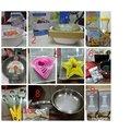 許X惠-(4)【Tefal法國特福】大理石陶瓷IH系列21CM易潔平底鍋(適做6吋千層塔)