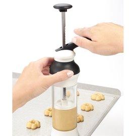 預購-OXO Cookie Press 造型餅乾器 /餅乾機 /OXO 手工餅乾擠壓器 曲奇擠壓機器 裱花機 裱花槍