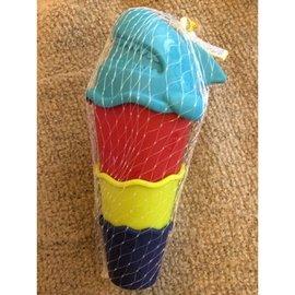 美國B.Toys感統玩具 鯊魚杯