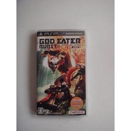 PSP God Eater BURST 噬神戰士 神機解放  資料片