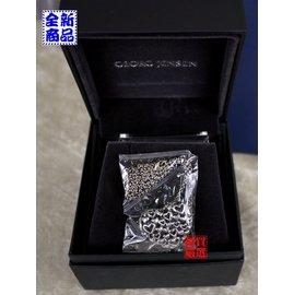 優買二手名牌店 喬治傑生 Georg Jensen 1998 年度 設計師 愛心 百顆心 純銀 項鍊 復刻 GJ 全新未拆封I