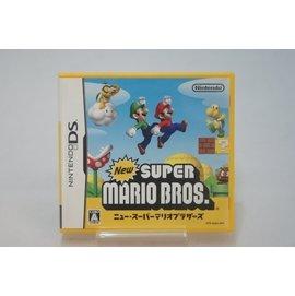 [耀西]二手 純日版 任天堂 DS NDS 新 超級瑪利歐兄弟