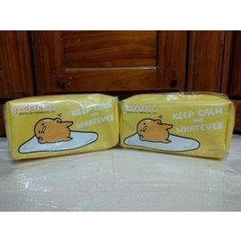 蛋黃哥 筆袋 收納袋 化妝包 萬用包 大容量 鉛筆盒