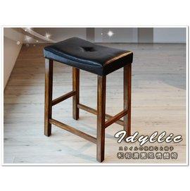 ~H D DESIGN ~餐椅 高腳椅 吧台椅IDYLLIC和郁濃園風情餐椅 咖啡皮~ 品
