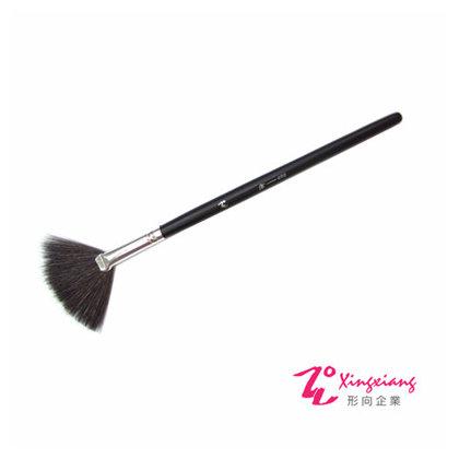 Xingxiang形向 羊毛 扇形刷 餘粉刷X~499 fan brush化妝刷 彩妝刷 刷具 彩妝工具 化妝工具 刷