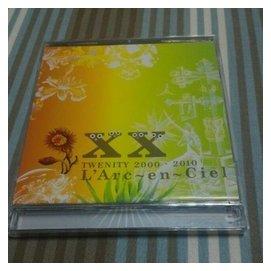 ~拚  下殺129元~ 彩虹樂團 L`Arc~en~Ciel ~ TWENITY 2000